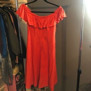 Dress straight out of my closet from forever 21.